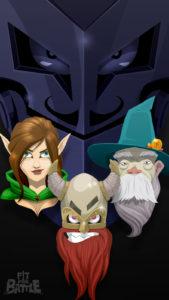 Fit for Battle fantasy iPhone 6 Plus HD Wallpaper Q2